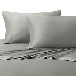 Full / Queen Gray Silky Soft Rayon from Bamboo Duvet Covers 100% Viscose from Bamboo Duvet Cover ...
