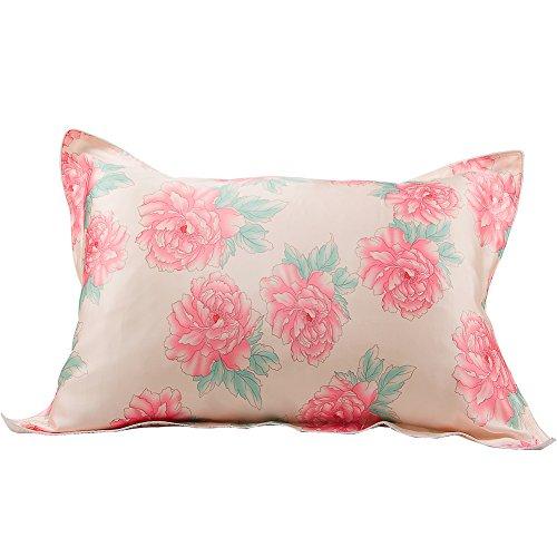 IBraFashion Silk Pillowcase For Hair And Skin Beauty Pink