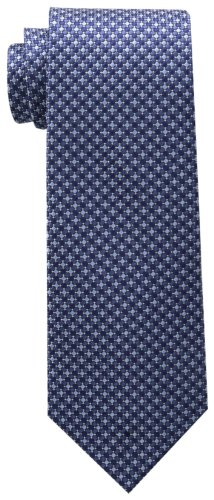 Tommy Hilfiger Men's Core Micro Tie, Navy, One Size