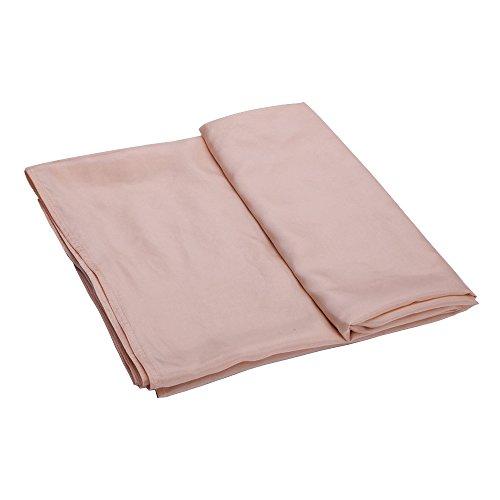 ALASKA BEAR – Natural silk sleeping bag liner cocoon-style travel sheet sleep sack with bu ...