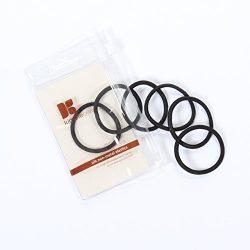 Silk Elastic Hair Ties
