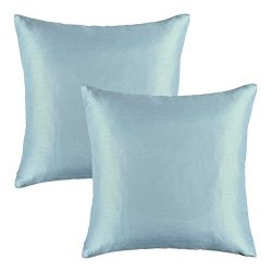 Decorative Sofa Throw Pillow Covers – PONY DANCE Rectangle Light Weight Dyed Stripes Pillo ...