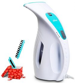 Aickar 180ml Portable Garment Steamer, 800W Powerful Clothes Steamer, ETL Approved Handheld Fabr ...