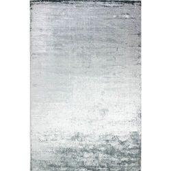 Bashian radiance collection WZ hand loomed 100% banana silk area rug, 3.9′ x 5.9′, Sky
