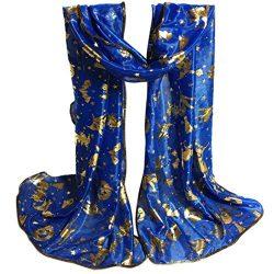 Winter Large Blanket Wrap Shawl, Winhurn scarfs for women lightweight Beautiful Fashion Voile Fl ...