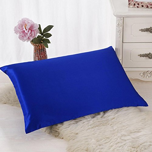 Voberry Silk Pillowcase For Hair And Skin With Hidden