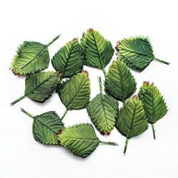 Multi option Artificial leaf Silk Flowers Leaves Florist (Size1 144pcs)