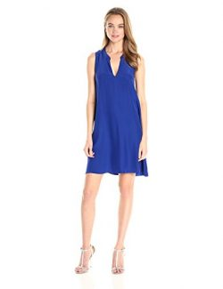 Amanda Uprichard Women's Kit Dress, Ultramarine, L