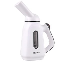 MOFIR Mini Travel Garment Steamer & Clothes Steamer 120ml | Portable, Handheld & Lightwe ...