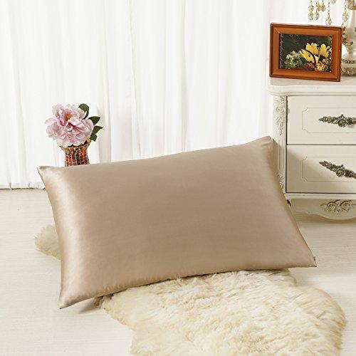Alaska Bear Natural Silk Pillowcase Hypoallergenic 19