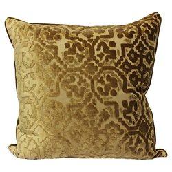 Homey Cozy Modern Velvet Throw Pillow Cover,Bronze Green Luxury Soft Fuzzy Cozy Warm Slik Decora ...