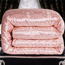 NS Luxury 100% Mulberry Silk Duvet Silk Comforter Silk Filled Comforter Silk uilt Doona Bedsprea ...