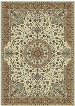 Stunning Silk Rug Persian Traditional Area Rugs 2×4 Door Mats Foyer Small Rug 2×3 Entr ...