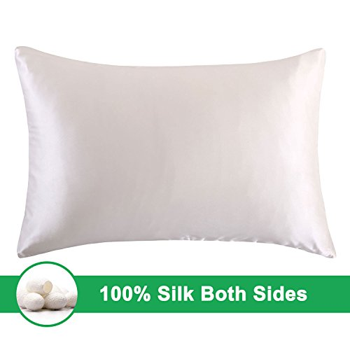 OOSILK Toddler Pillowcase 100% Natural Mulberry Silk