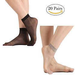 Tight Socks, INCHER Christmas Gift Women's Ankle High Stockings Ankles For Women Hosiery S ...
