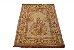Best Quality Goblen Silk Brocades Islamic Prayer Rug Janamaz Sajjadah Muslim Namaz Seccade Turki ...