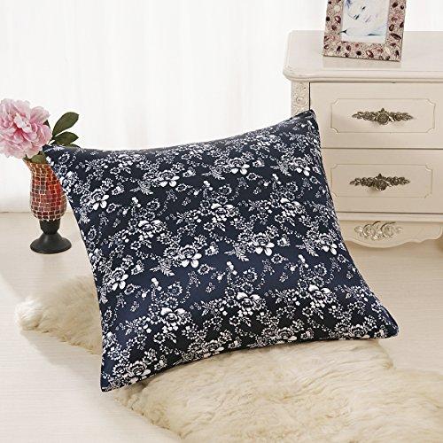 Alaska Bear Natural Silk Euro Pillow Sham Cover 19