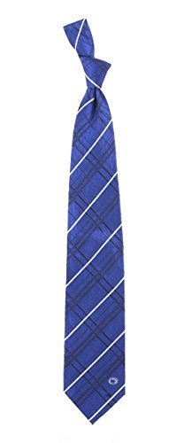 "Penn State Nittany Lions NCAA ""Oxford"" Men's Woven Silk Tie"