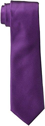 Countess Mara Men's Countess Mara Men's For Every Occasion 100% Silk Tie, dark purpl ...
