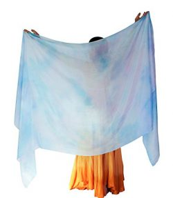 Nahari Silks 100% Silk Space 82″