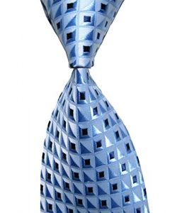 Wehug Hot Men's Ties 100% Silk Tie Woven Slim Necktie Jacquard Neck Ties ld0031