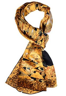 Salutto Women 100% Silk Scarves Egypt Style Scarf
