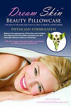 Dream Skin Anti Facial Wrinkle Luxury Beauty Pillowcase soft silk Hair Anti Aging Physician Form ...