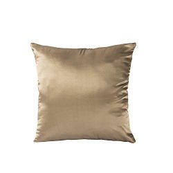 Orose Silk Square Decorative Pillow Case Cushion Cover for Couch, Sofa, Bed, Throw Pillowcase. ( ...