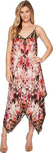 Tolani Women's Drew Maxi Dress Ivory Small