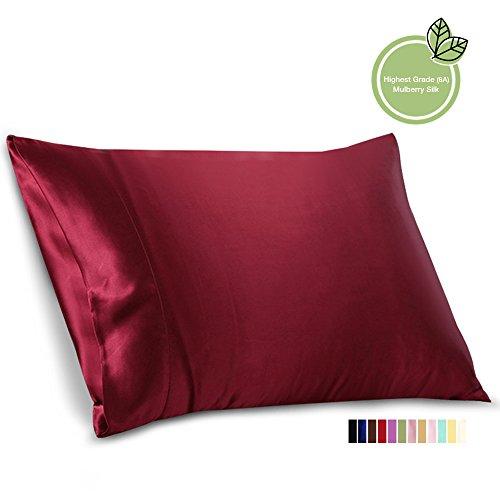 Ellesilk Natural Silk Pillowcase 22 Momme 100 Mulberry