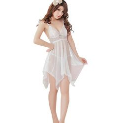 Clearance Sale! Women's Lingerie WEUIE Women Sexy Lingerie Underwear Sleepwear Nightwear D ...