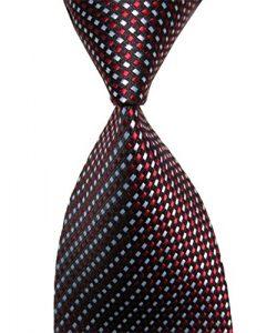 Wehug Hot Men's Ties 100% Silk Tie Woven Slim Necktie Ties for men Jacquard Neck Ties ld0032