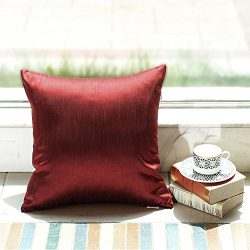 Indoor Outdoor Cushion Covers Set – PONY DANCE Home Decorative Throw Pillow Covers Handmad ...