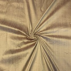 100% Pure Silk Dupioni Fabric 54″ Wide BTY Drape Blouse Dress Craft (Bordeaux Gold)