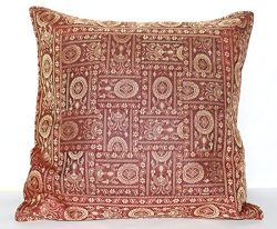 Denika Handicrafts throw pillows pillow covers decorative zari throw pillows decorative throw pi ...