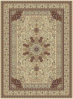 Silk Ivory Persian Rugs 2×12 Long Runners for Hallway 2×10 Runner Rug Cream Narrow Rug ...