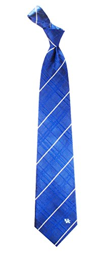 "Kentucky Wildcats NCAA ""Oxford"" Men's Woven Silk Tie"