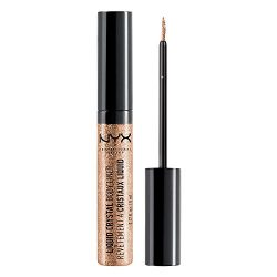 NYX Professional Makeup Liquid Crystal Liner, Crystal Silk, 0.17 Ounce