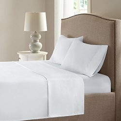 Smart Cool Bed Sheets Set – Microfiber CoolMax Moisture Wicking Fabric Bedding – Twi ...