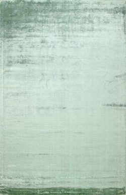 Bashian radiance collection WZ hand loomed 100% banana silk area rug, 5.6′ x 8.6′, S ...