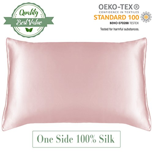 Natural Silk Facial & Hair Beauty Pillowcase