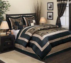 Nanshing America Pastora 7-Piece King Comforter Set