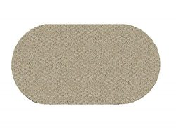 Oval 5'x8′ Spun Silk – WEAVERS GUILD – Custom Carpet Area Rugs & Run ...
