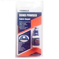HITSAN Visbella Fabric Pants Bond Powder Repairing Bonding Glue Denim Repair Waterproof Sealer O ...