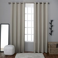 Exclusive Home Curtains Loha Linen Window Curtains