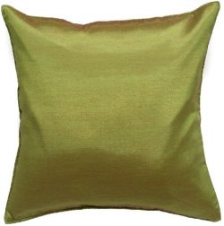 Avarada 16×16 Inch (40×40 cm) Solid Decorative Throw Pillow Covers Case Cushion Cover  ...