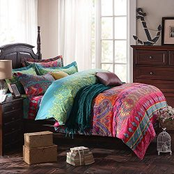 FADFAY Ethnic Style Bedding Sets, Morocco Bedding, American Country Style Bedding, Bohemian Styl ...