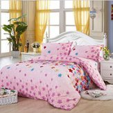 Situated Blend Bedding Sets Bedding – 3 4pcs Cotton Blend Patterns Paint Printing Bedding  ...