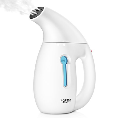 Steamer For Clothes,Handheld Clothes Steamers,180ml Powerful Wrinkle Remover Garment Fabric Stea ...