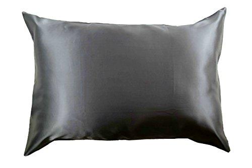 Celestial Silk 100% Silk Pillowcase for Hair Luxury 25 Momme Mulberry Silk, Charmeuse Silk on Bo ...